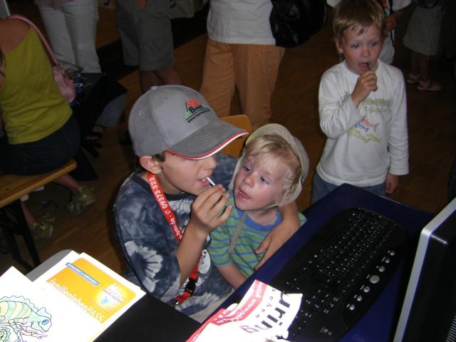 familienleben 2008